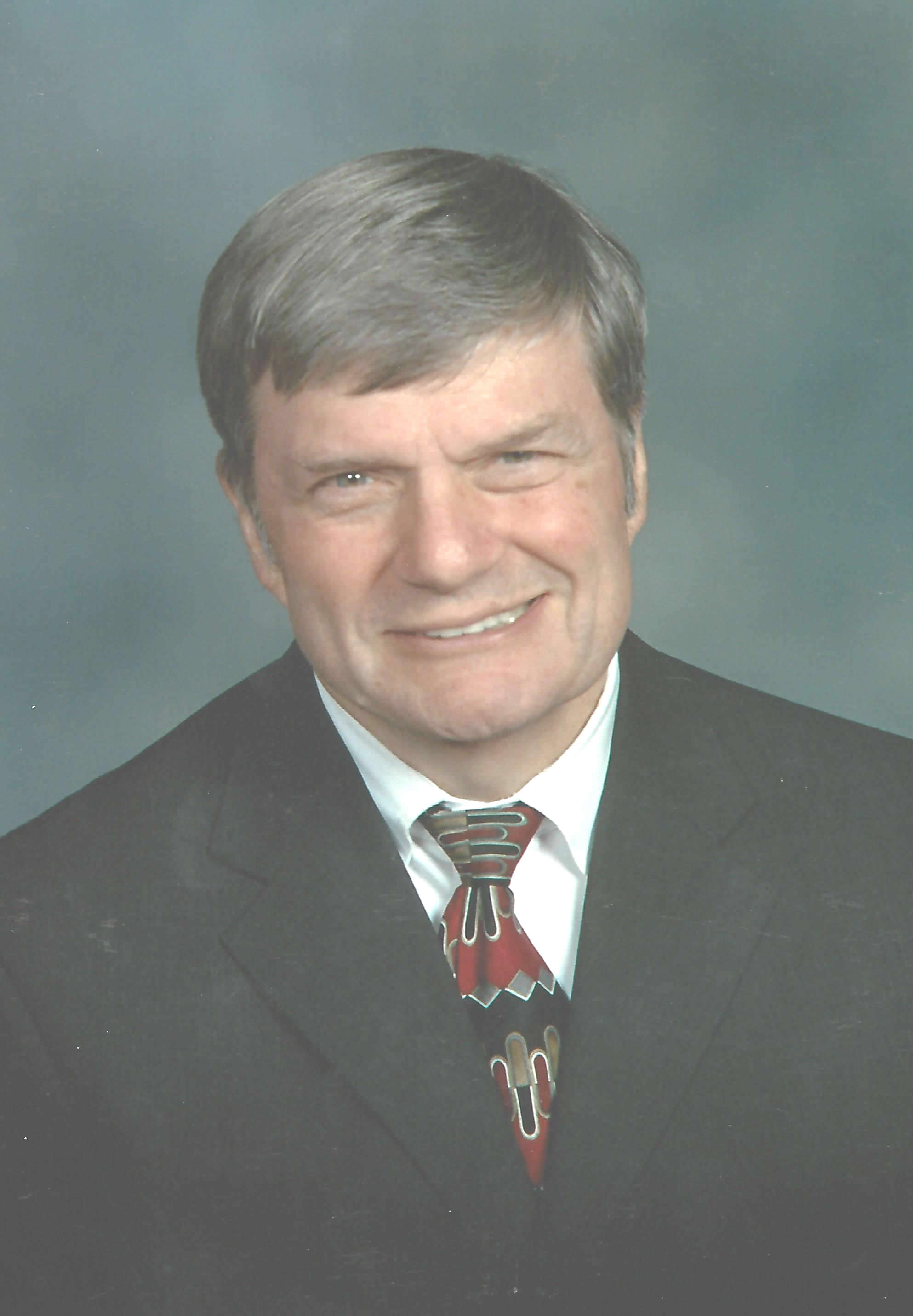 Photo of David G. Hall, PhD
